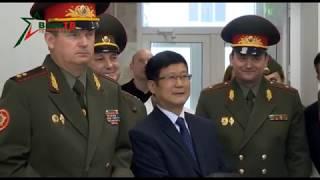 Военное обозрение (27.07.2017)    Открытие кабинета МРТ
