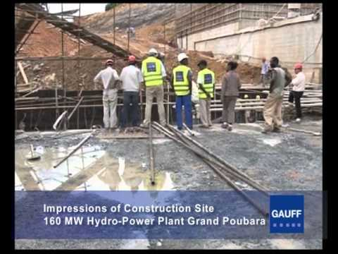 GAUFF Engineering - EPPM projet Grand Poubara en construction - version abrégée