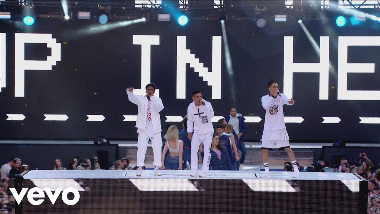 5 After Midnight - Up In Here (Live from Capital FM's Summertime Ball)