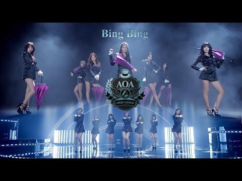 AOA - Bing Bing with MAGIC OF UMBRELLA