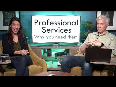 Do YOU need Professional Services?: repairs, price, perks (Picture This! Photography Podcast)