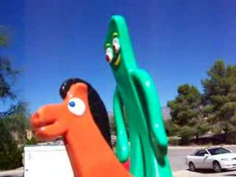 Gumby and Pokey - YouTube