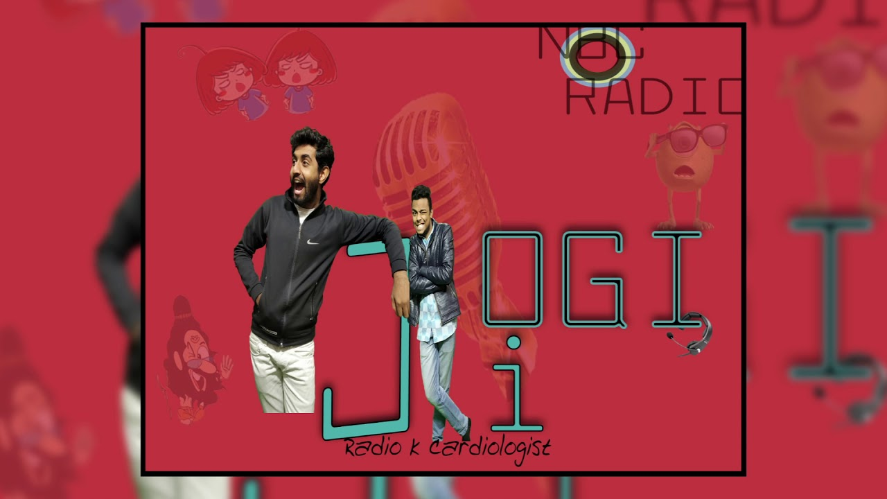 JOGI JI = RADIO K CARDIOLOGIST || NBC RADIO #cardiology