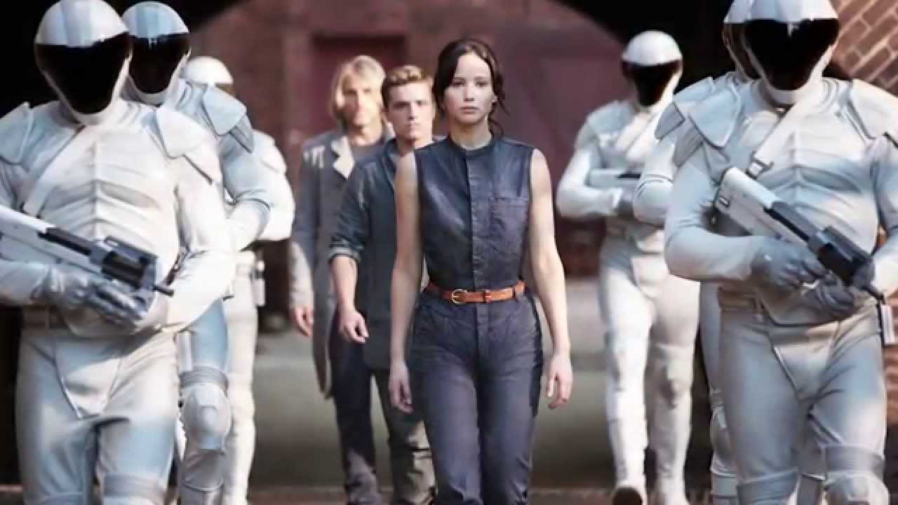 Top 5 Dystopian-Future Movies