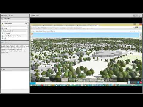 An Overview of Local Government 3D Scenes