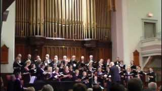 The Dance of Adoration (Pfautsch) ~ performed by the Linden Singers