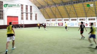 karademir inşaat - Team zks/Kayseri /iddaa rakipbul açılış ligi/2016 özet