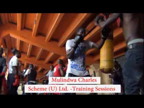 SCHEME UGANDA LIMITED (PROFESSIONAL BOXING ART )  TRAINIG & DINNING