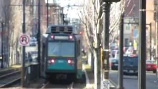MBTA MARATHON: Trains and Trolleys of Boston