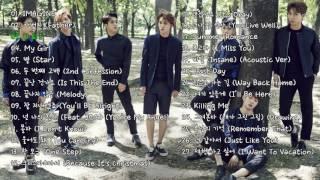 Repeat youtube video BTOB BALLADS COMPILATION | 비투비 발라드 모음