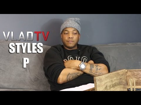 "Styles P Details Having a ""Light Scuffle"" With a Fan"