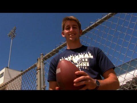 Josh Rosen - St. John Bosco Quarterback - Highlights/Interview - Sports Stars of Tomorrow