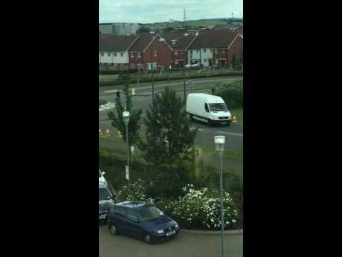Road Rage in Dartford!!!