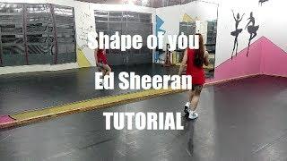 Baixar TUTORIAL Shape of you Ed Sheeran - Coreografia Jéssica Maria Arroyo