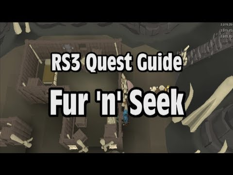 RS3: Fur 'n' Seek Quest Guide - RuneScape