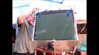 MV She:Kon -  Vacuum Resin Infusion of Rudder thumbnail
