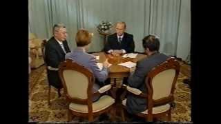 Владимир Путин. Итоговое интервью года. 2000 год.