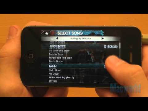 Rock Band Reloaded Song List