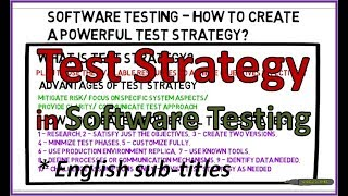 Tips - How to write Test Strategy | Software and Testing Training