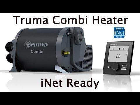 truma combi water boiler & space heater for caravan campervan