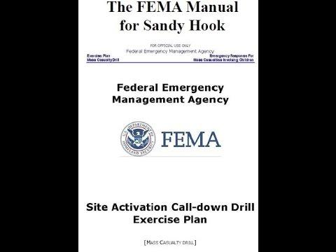 Conspiracy Debunked: Sandy Hook FEMA Manual Proven Fake