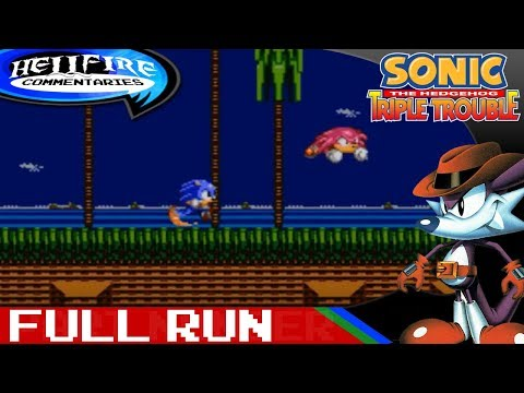 Sonic the Hedgehog: Triple Trouble [COMPLETE PLAYTHROUGH]