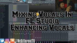 Mixing Vocals in FL Studio 2018 pt.3 Enhancing your Vocals