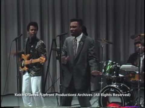 Tease- Firestarter (Funk/R&B Group) Exclusive performance by Keith O'Derek