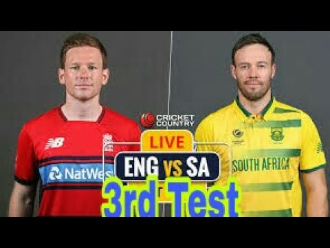 England VS South Africa 3rd Test 27July 2017
