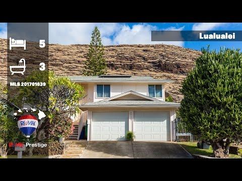 Lualualei Home for Sale (Kawili St)