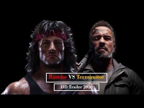 RAMBO Vs TERMINATOR Trailer - Motal Kombat 11 - from Best Movie Clips
