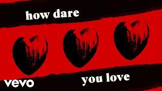 Miranda Lambert - How Dare You Love (Audio)