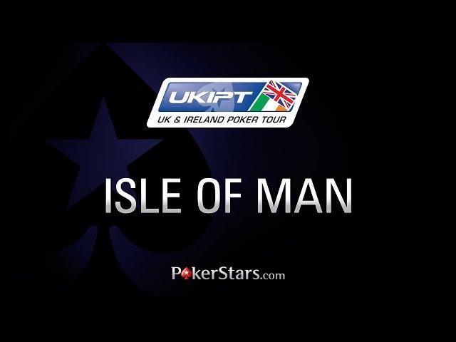UKIPT Isle of Man 2014 Live Poker Tournament – Day3 - PokerStars