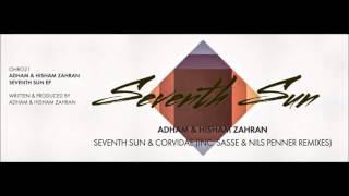 Adham Zahran, Hisham Zahran - Seventh Sun / Nils Penner Remix [Oh! Records Stockholm]