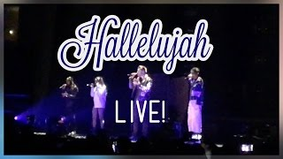 "Pentatonix World Tour 2016 | ""Hallelujah"" Live in Memphis 11/3/2016"