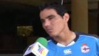 TV AZTECA DEPORTES EN SUDAMERICA GUARDADO BRAVO SOBRE ERIKSO