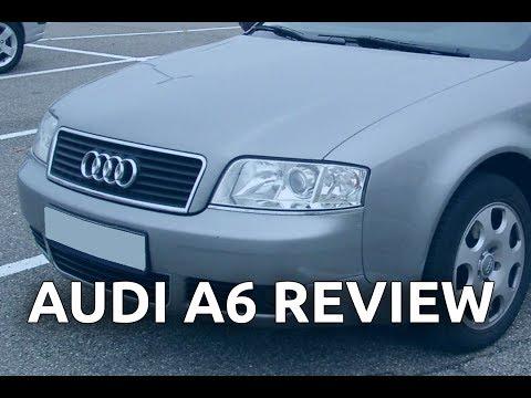 Audi A6 C5 2003 2.5 TDI Manual Review & Acceleration 0-100