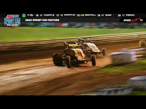"""USAC """"Eastern Storm"""" Highlights 