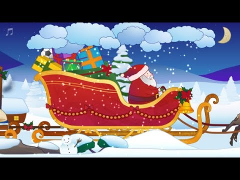 Jingle Bells Christmas Music Playlist - Children Songs - old traditional Christmas carols🎄