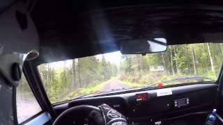 Aurskog Høland Rally 2015 Escort SS 10