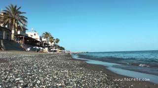 Пляж Миртос (παραλία Μύρτος, Mirtos beach)