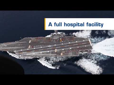 USS Abraham Lincoln Hurricane Relief