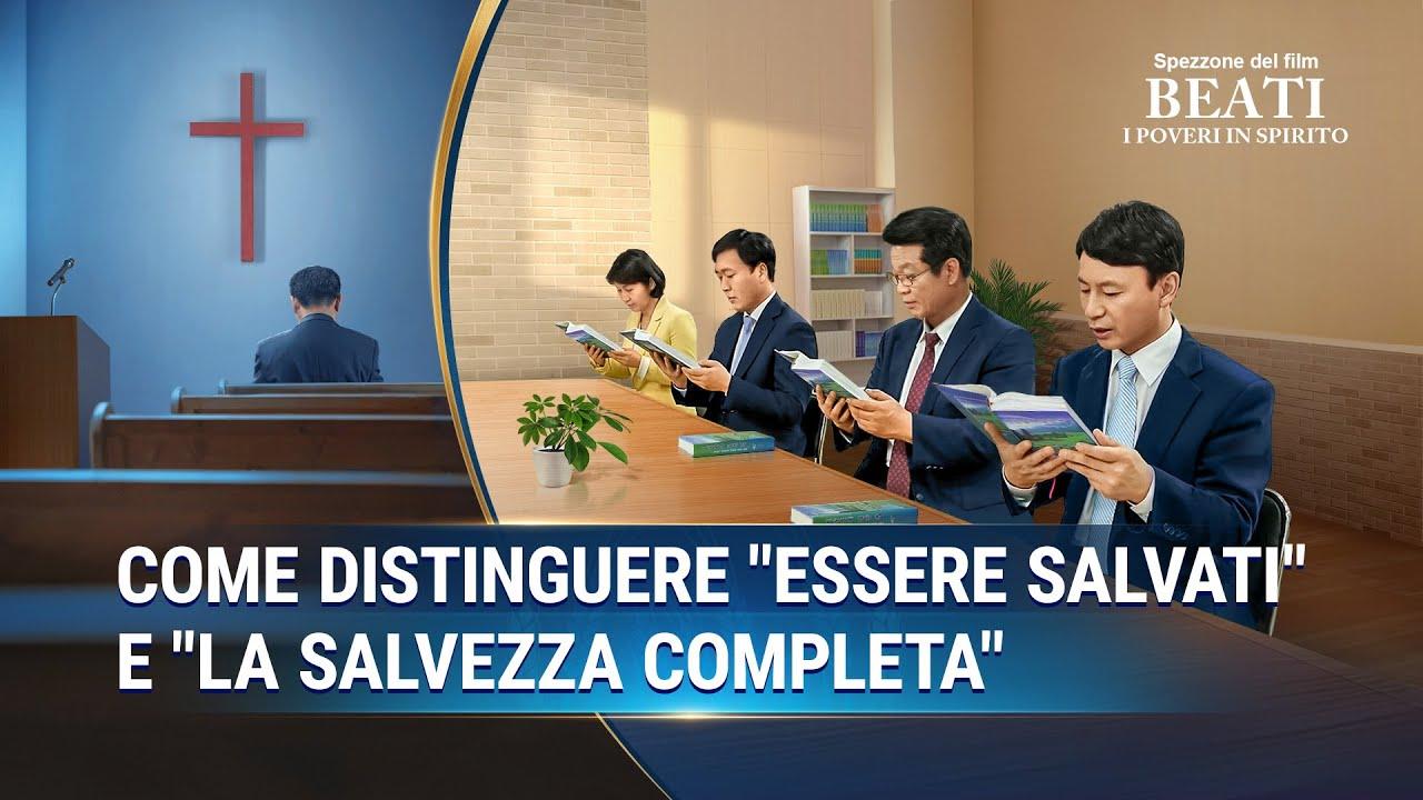 """Film cristiano """"Beati i poveri in spirito"""" (Spezzone 3/4)"""