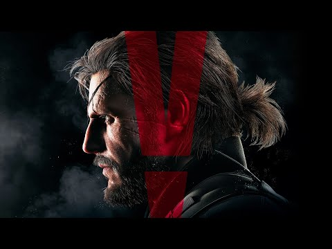 【Metal Gear Solid V: Phantom Pain】▏Side Ops 10. Secure the UA-Drone Blueprint  