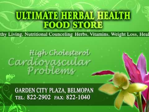 Ultimate Herbal Helth Food Store Tv Spot