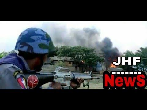 Rohingya news, Myanmar Rohingya crisis English news update October 13, 2017