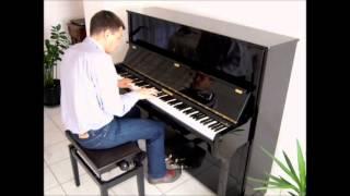 Fermer les Yeux - Goldman (Piano solo)