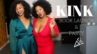 Kink: Book Launch & Party | CURLTUREUK