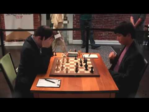 Wesley So draw blood on the chessboard, Chess now a contact sport