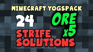 Minecraft: Strife Solutions 24 - Ore x5 Quintuple